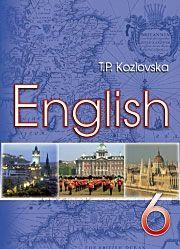 English, 6: Англійська мова, 6 кл.